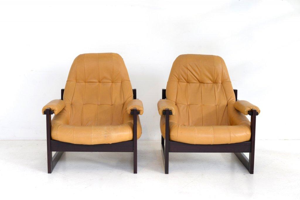 Brasilianischer Sessel von Percifal Lafer, 1960er