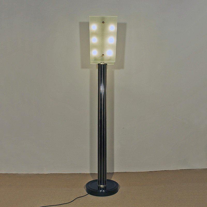 italienische art d co stehlampe 1930er bei pamono kaufen. Black Bedroom Furniture Sets. Home Design Ideas