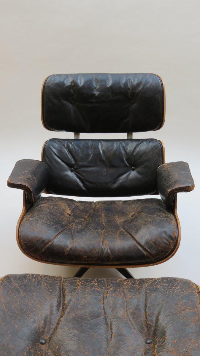 Sedie Eames Usate.Poltrona Eames Originale Usata Orange