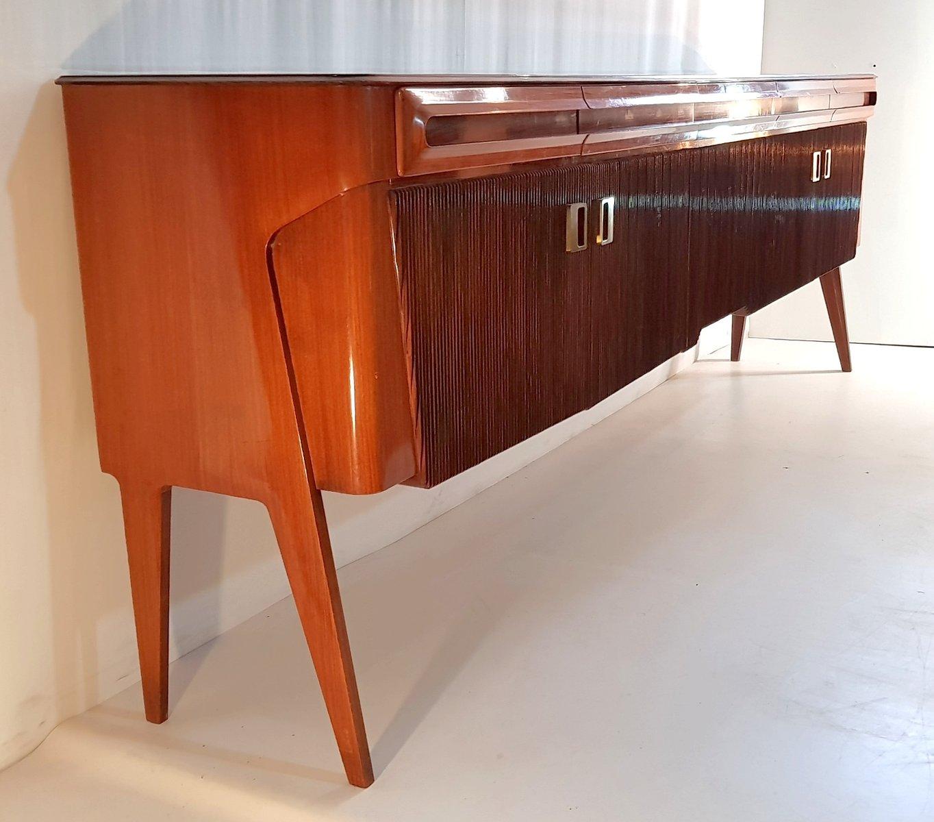 gro es sideboard von galleria mobili d 39 arte cant 1950er bei pamono kaufen. Black Bedroom Furniture Sets. Home Design Ideas