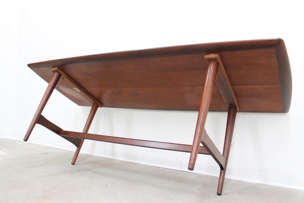 gro er d nischer vintage teak couchtisch von ilse m bel bei pamono kaufen. Black Bedroom Furniture Sets. Home Design Ideas
