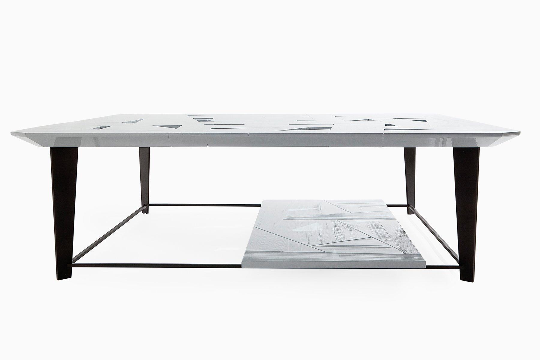Rechteckiger Niedriger Tamiso T1406 Tisch von M...