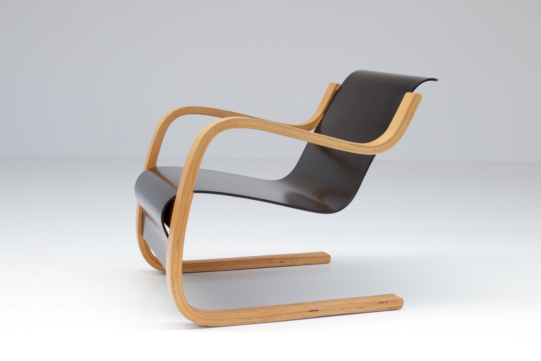 Vintage Model 31 Armchair By Alvar Aalto For Finmar