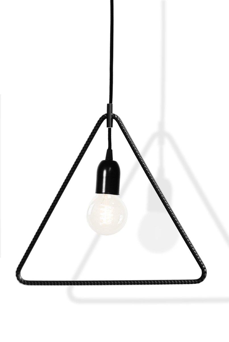 Geometry Made Easy Lampe | Dreieck von Sara Bernardi für MICROmacro