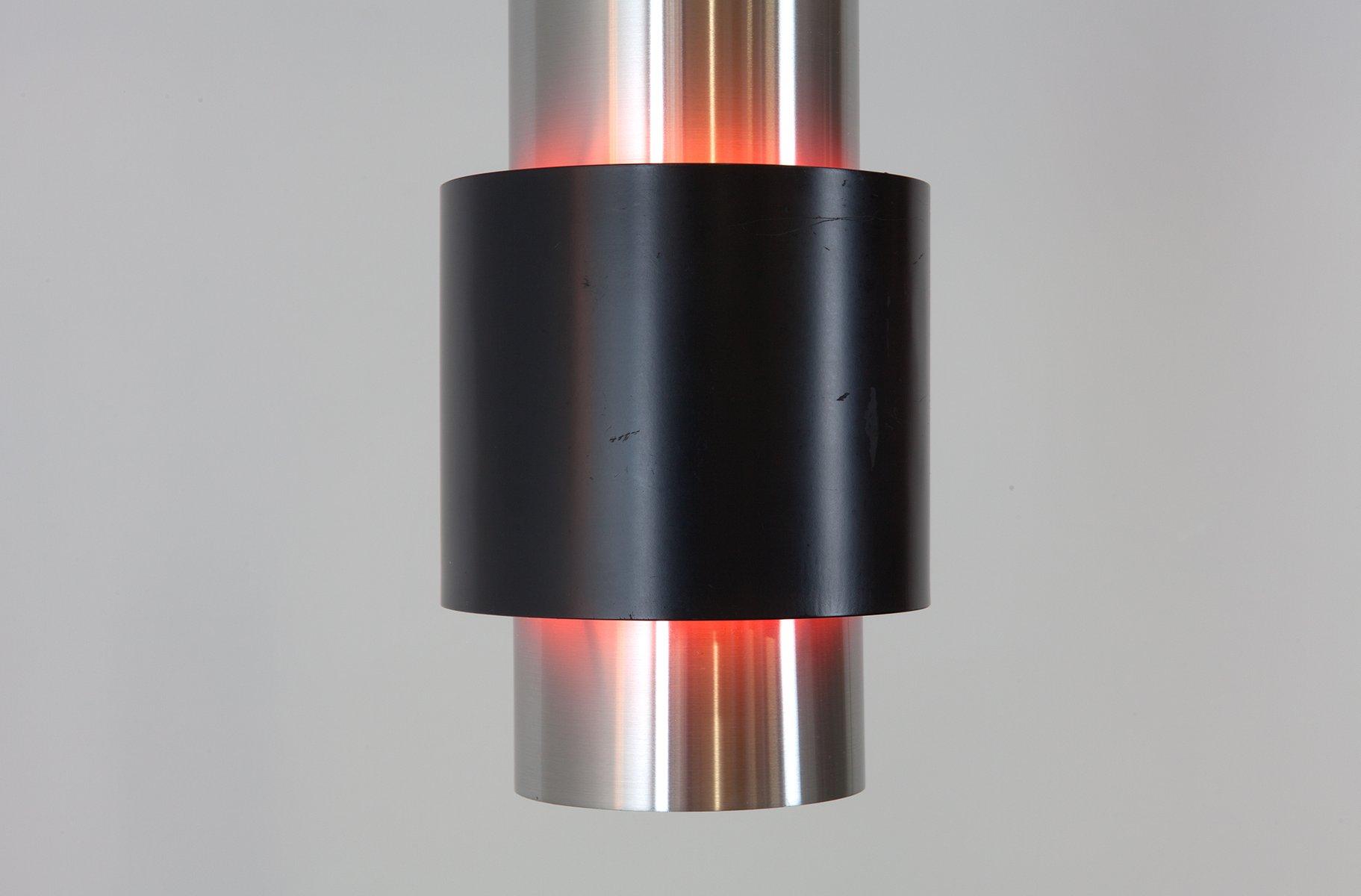Lampe à suspension zenith par jo hammerborg pour fog mørup