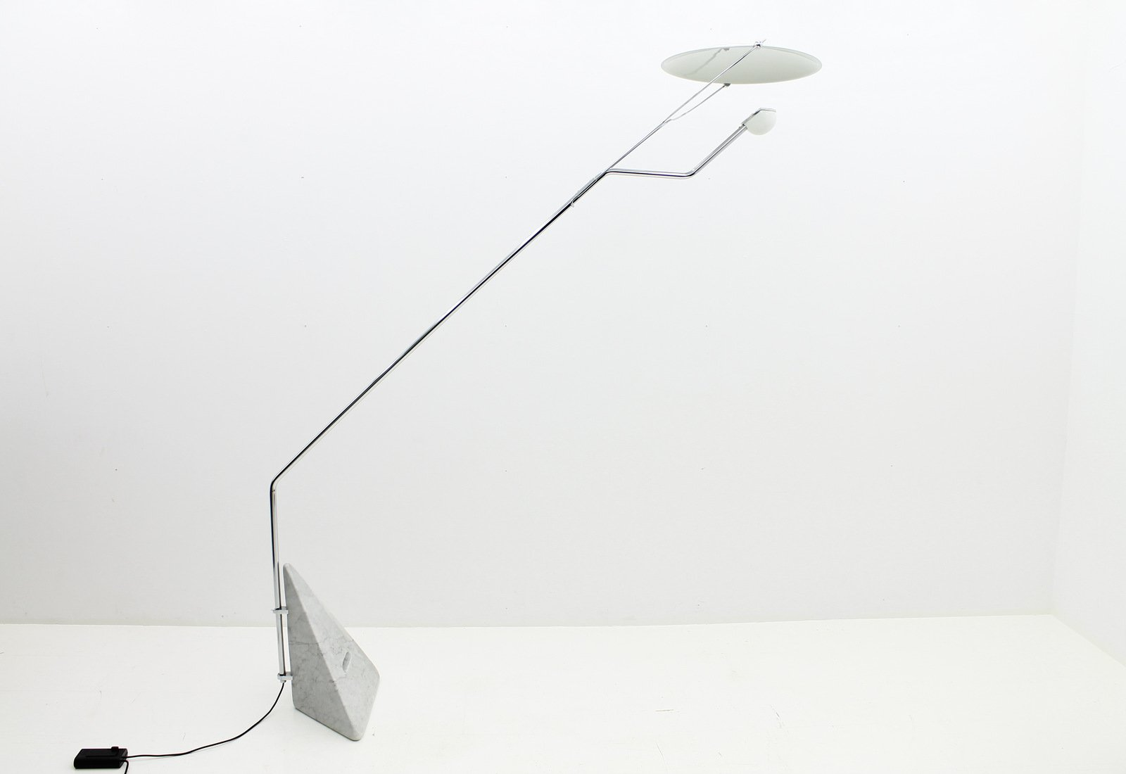Mid-Century Riflessione Stehlampe von Claudio Salocchi für Skipper and...