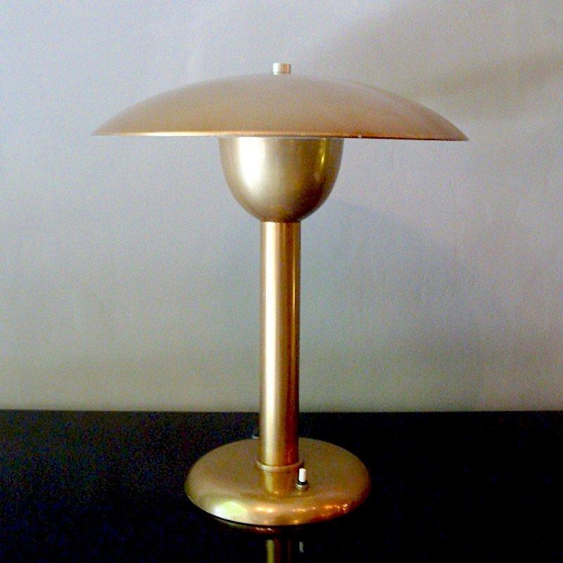 Art Déco Tischlampe von Gorio & Cia, 1930er