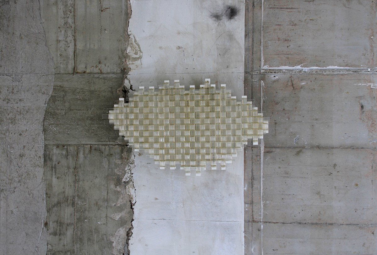 Lace N°1 Mounted Light by Coma Studio