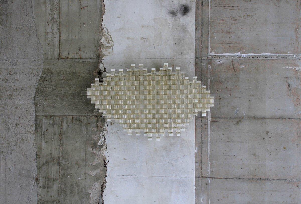 Lace N°1 Wandlampe von Coma Studio