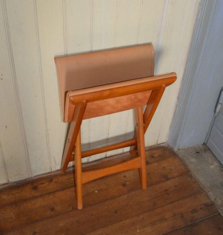 hocker von osten und uno kristiansson f r luxus bei pamono kaufen. Black Bedroom Furniture Sets. Home Design Ideas
