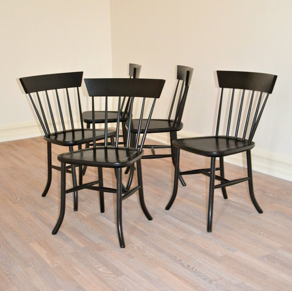 All Wood Dining Sets: Settler Dining Chairs By Tomas Sandell For All In Wood