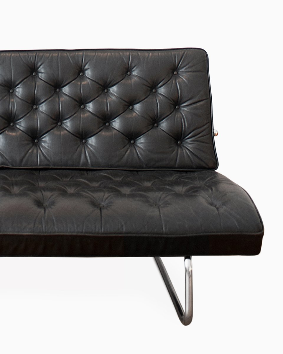 model f 40 sofa by marcel breuer bei pamono kaufen. Black Bedroom Furniture Sets. Home Design Ideas