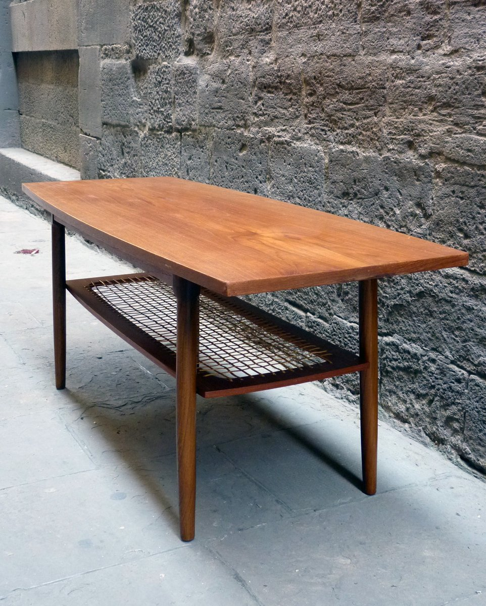 Mid-Century Danish Coffee Table For Sale At Pamono