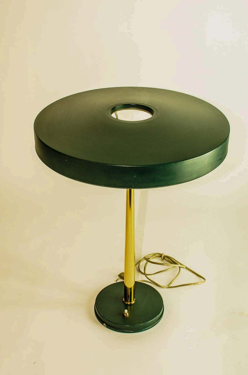 Timor 69 Table Lamp By Louis Kalff For Philips 1950s For