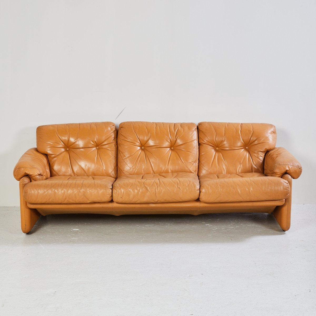 coronado sofa set von afra und tobia scarpa f r b b italia bei pamono kaufen. Black Bedroom Furniture Sets. Home Design Ideas