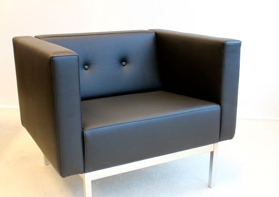 Artifort C 070 Sessel by Kho Liang Ie