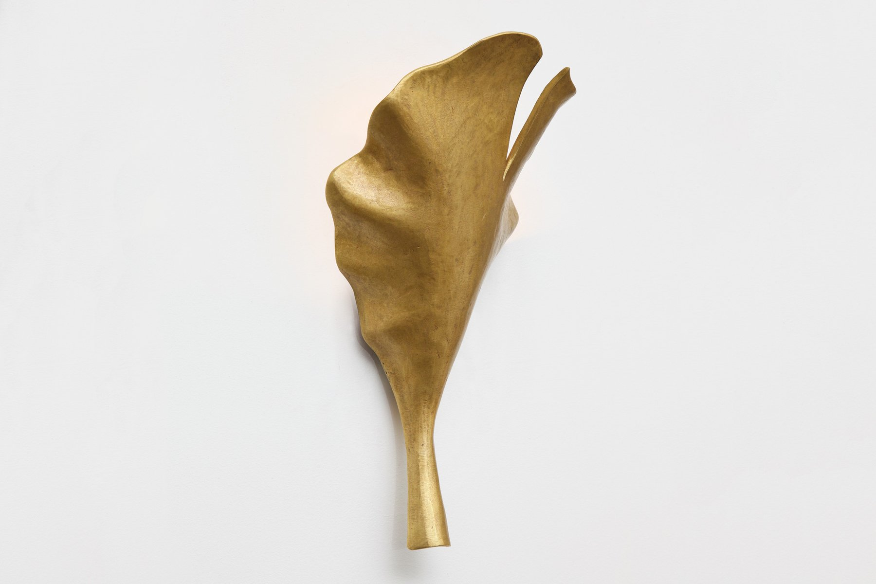 New Leaf Sconce by Marc Bankowsky