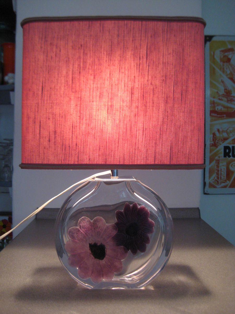 Lampade da tavolo coppelia di daum anni 39 50 set di 2 in vendita su pamono - Lampade da tavolo anni 50 ...