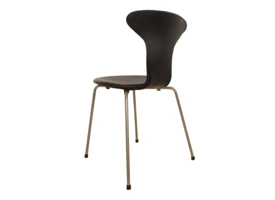 3105 mosquito st hle von arne jacobsen f r fritz hansen 4er set bei pamono kaufen. Black Bedroom Furniture Sets. Home Design Ideas