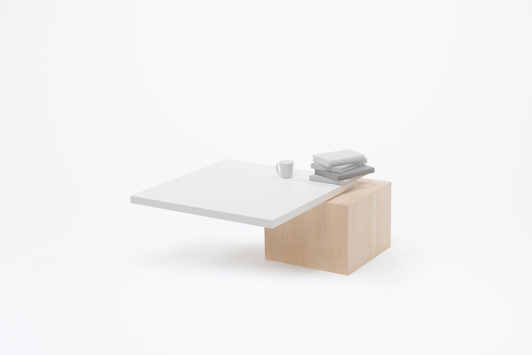 Object Dependencies Tisch 01 von Nendo
