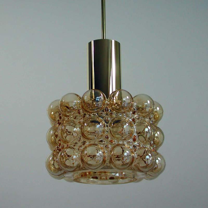 Bubble Glas Deckenleuchte von Helena Tynell & Heinrich Gantenbrink für...