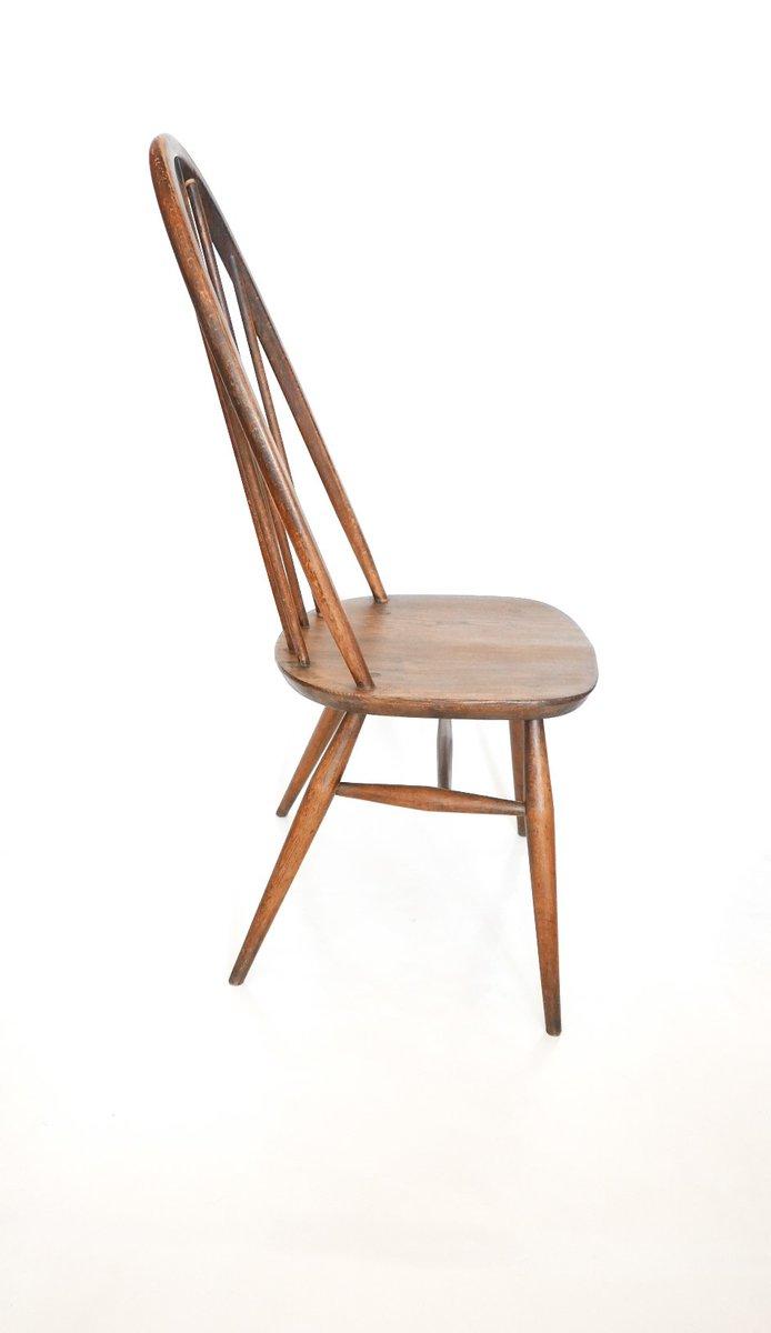 chaise d appoint mid century par lucian ercolani 1960s en. Black Bedroom Furniture Sets. Home Design Ideas