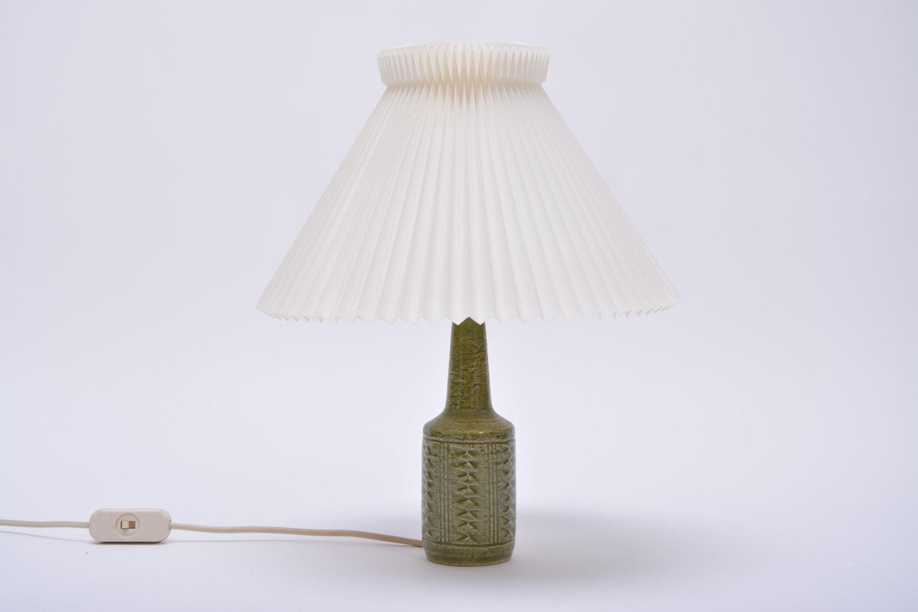 Kleine Dänische Tischlampe von Palshus, 1960er