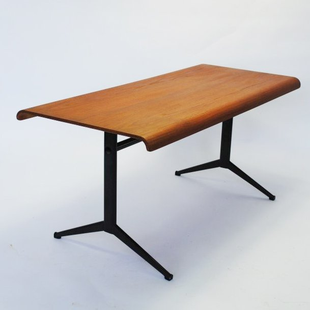 Coffee Table By Friso Kramer For Auping, 1963 For Sale At
