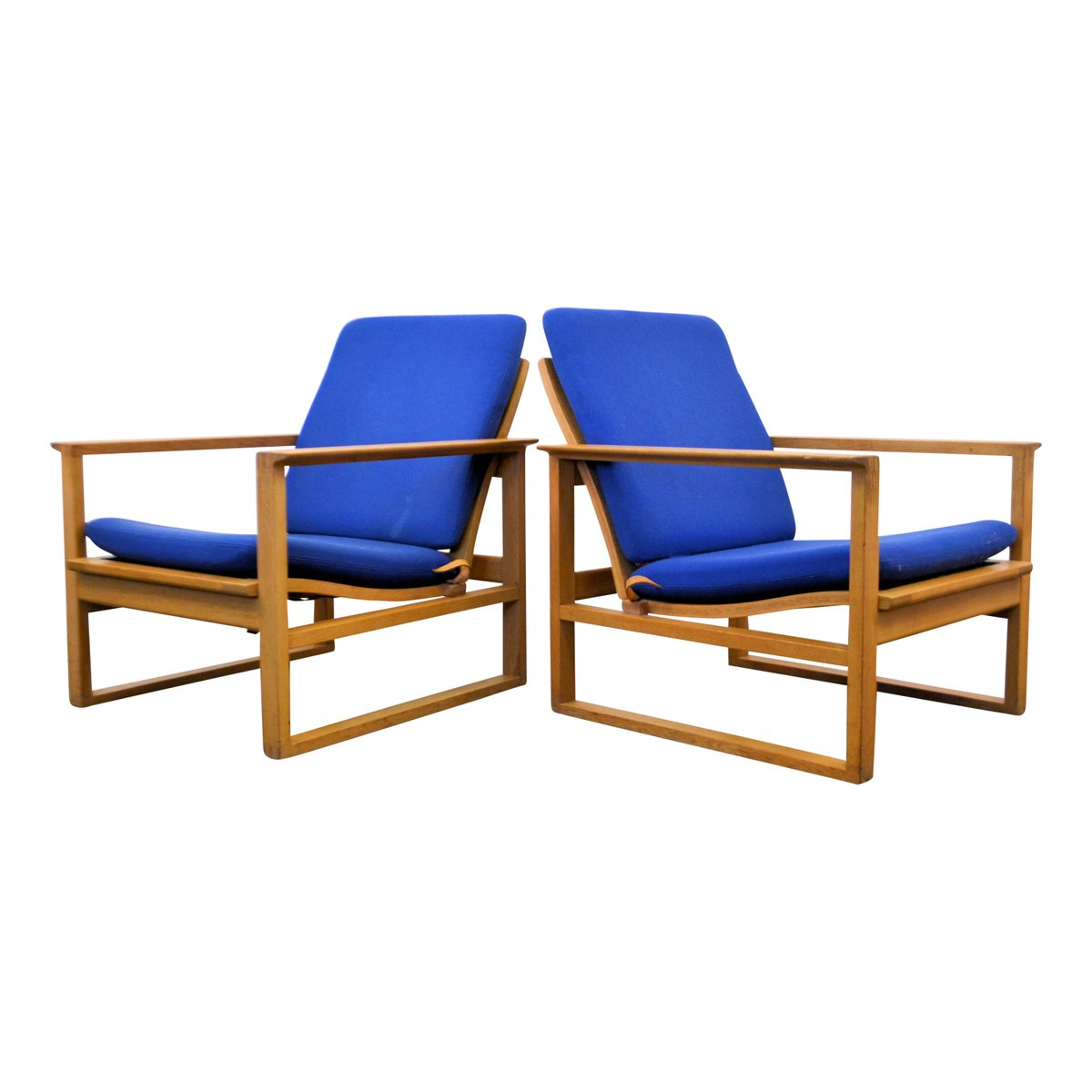 Dänische 2256 Sessel von Børge Mogensen für Fredericia Furniture, 1950...