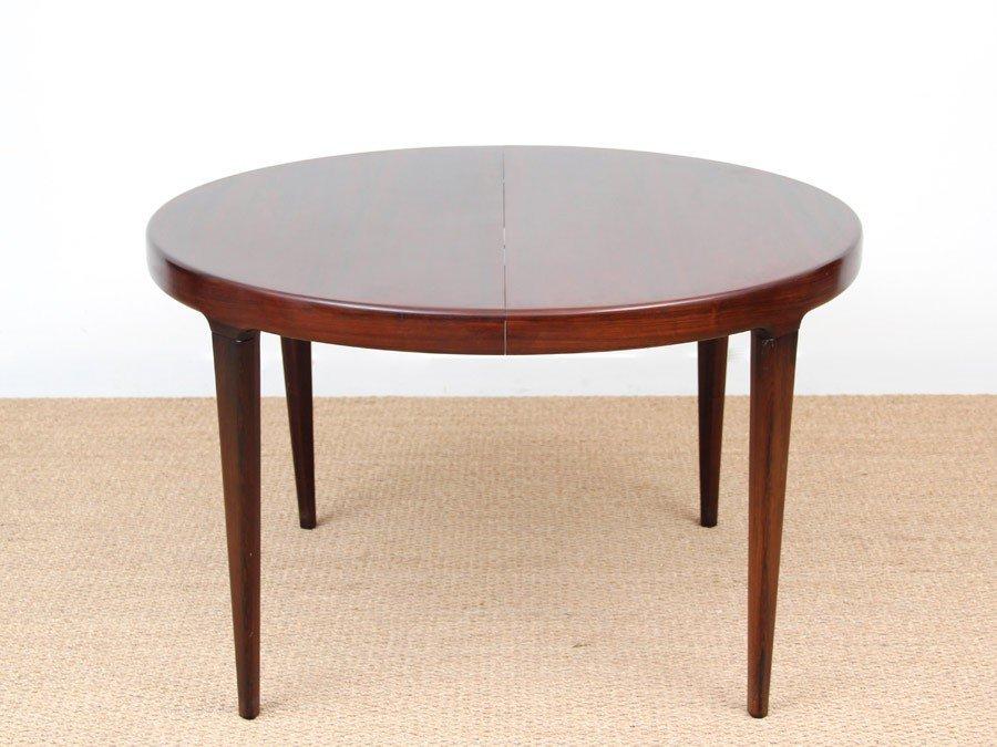 Vintage Ausziehbarer Skandinavischer Tisch