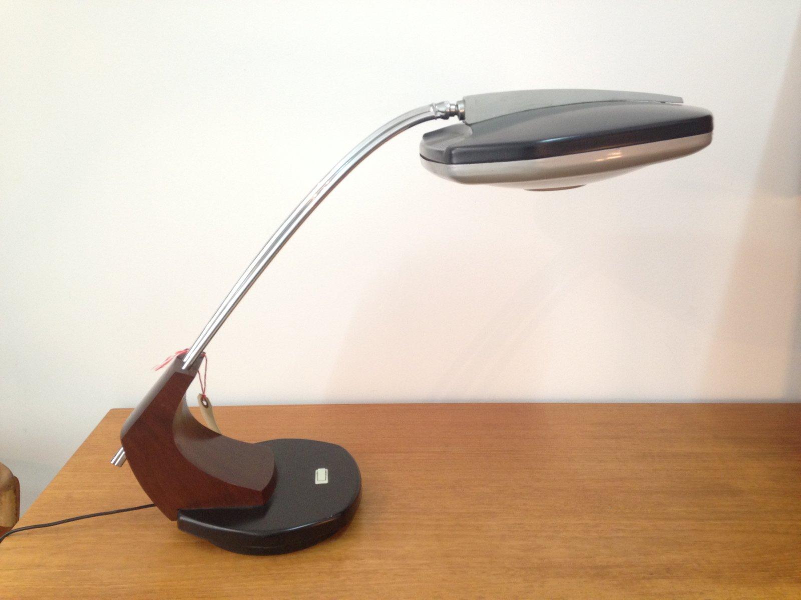 Spanische Falux Lampe von Fase, 1960er
