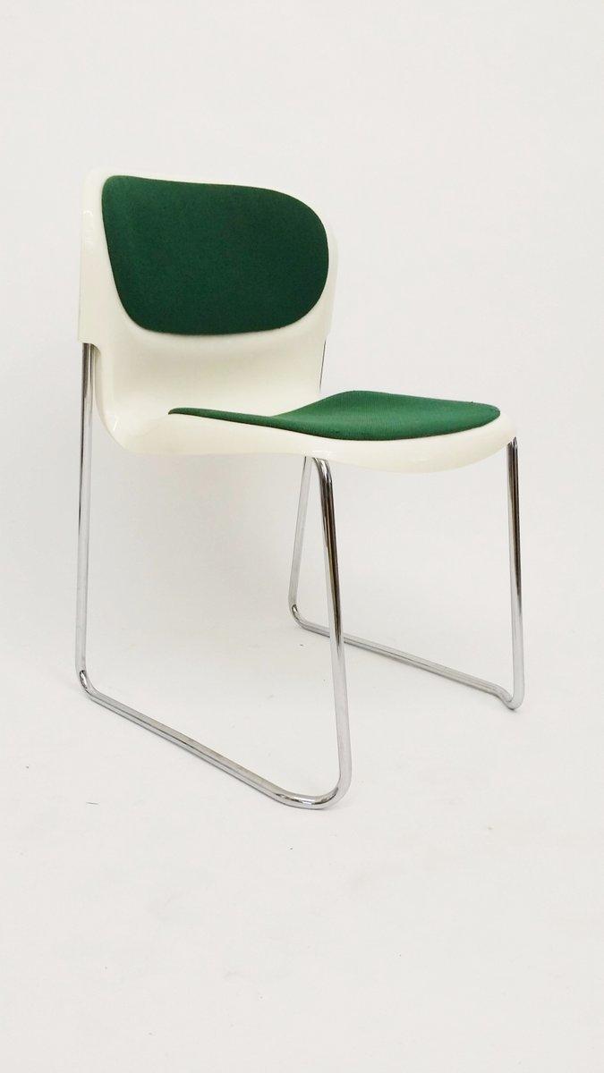 Stapelbarer Stuhl von Gerd Lange, 1960er
