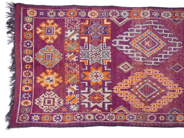 tapis berb re boujad mod le 14161 en vente sur pamono. Black Bedroom Furniture Sets. Home Design Ideas