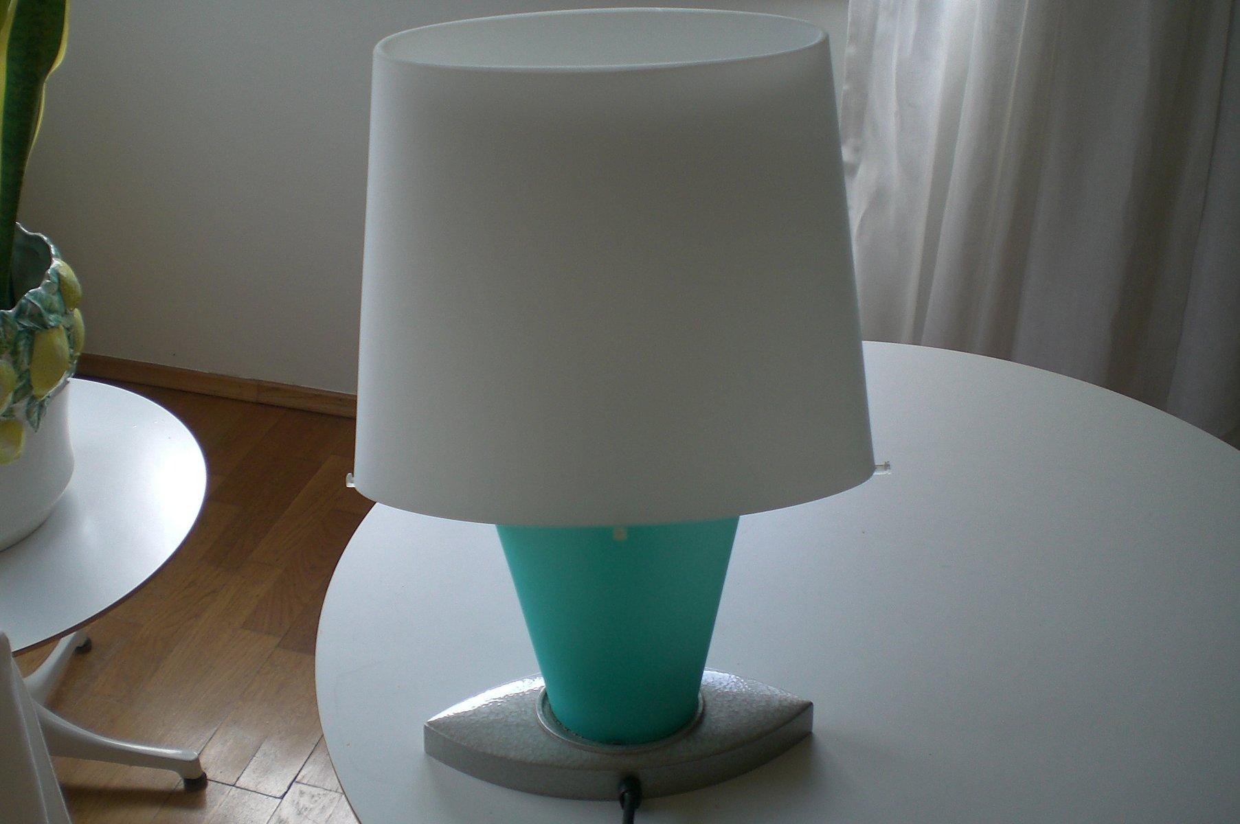 Vintage Glaslampe von Daniela Puppa für Fontana Arte, 1992