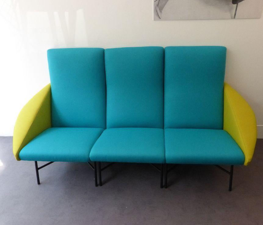 3-Sitzer Sofa von Dangles & Defrance für Burov