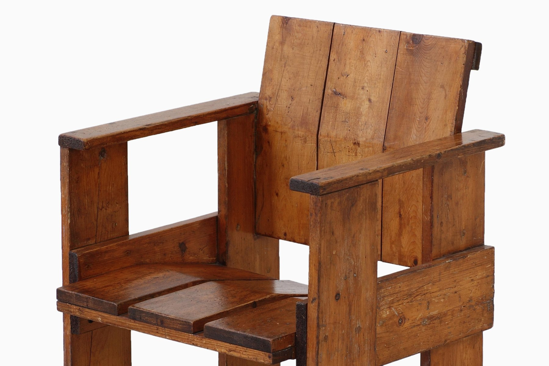Albatros Chair by Gerrit Rietveld for sale at Pamono
