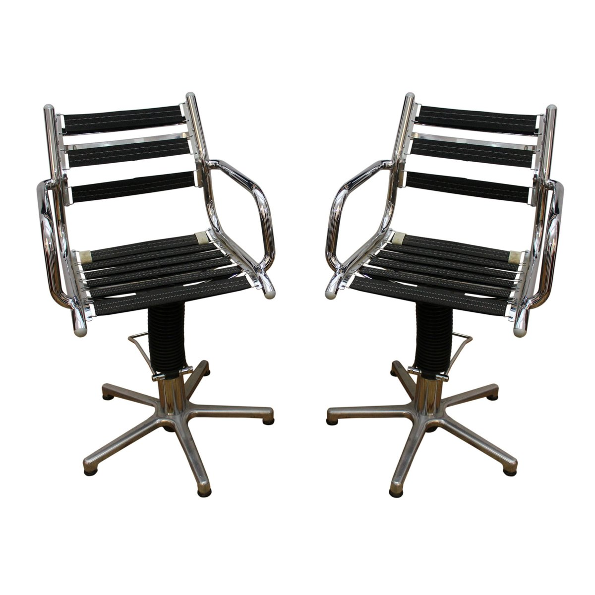 Swivel Chairs From Olymp 1970s Set Of 2