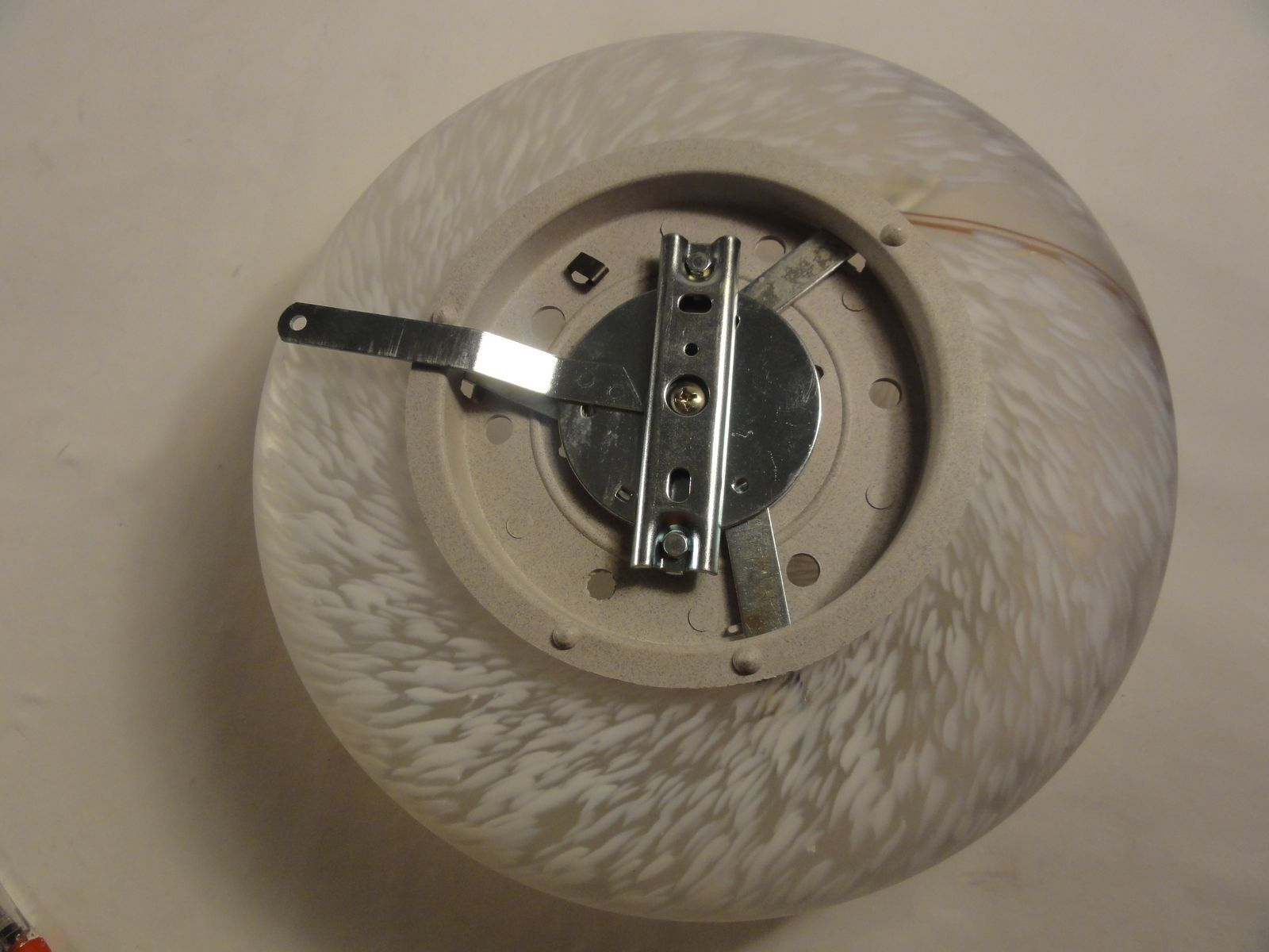 Runde murano deckenlampe bei pamono kaufen for Runde deckenlampe