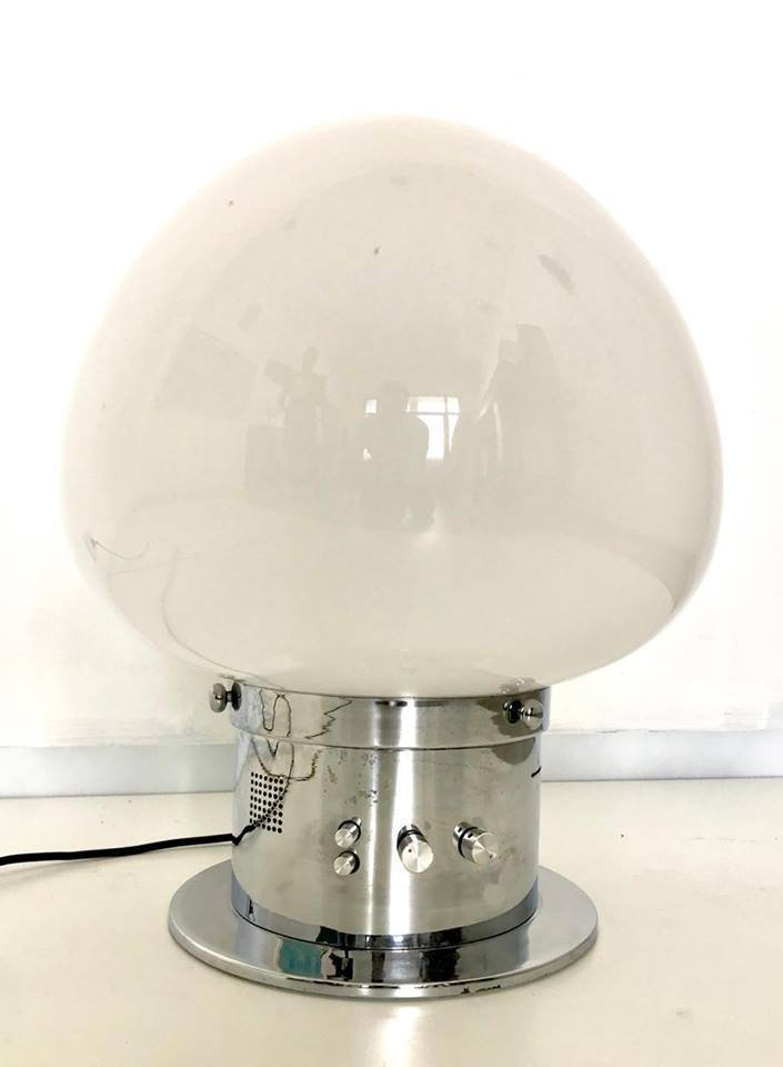 Mid-Century Space Age Lampe, 1960er