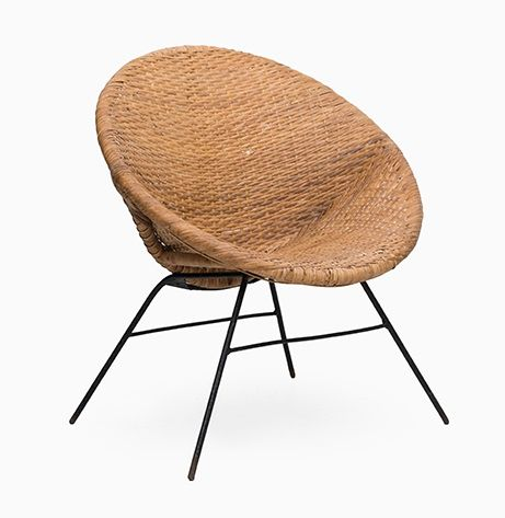 Sessel von John Crichton, 1950er