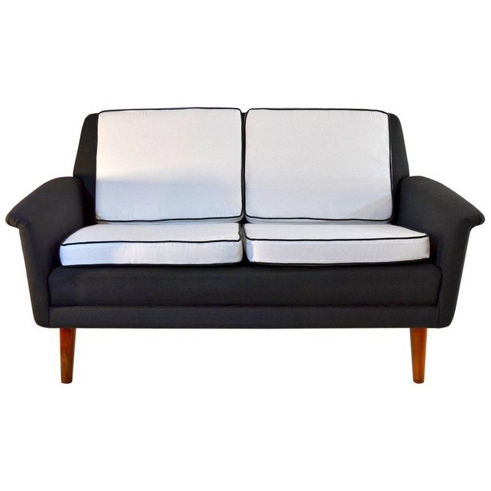2 sitzer sofa von folke ohlsson f r dux 1960er bei pamono kaufen. Black Bedroom Furniture Sets. Home Design Ideas