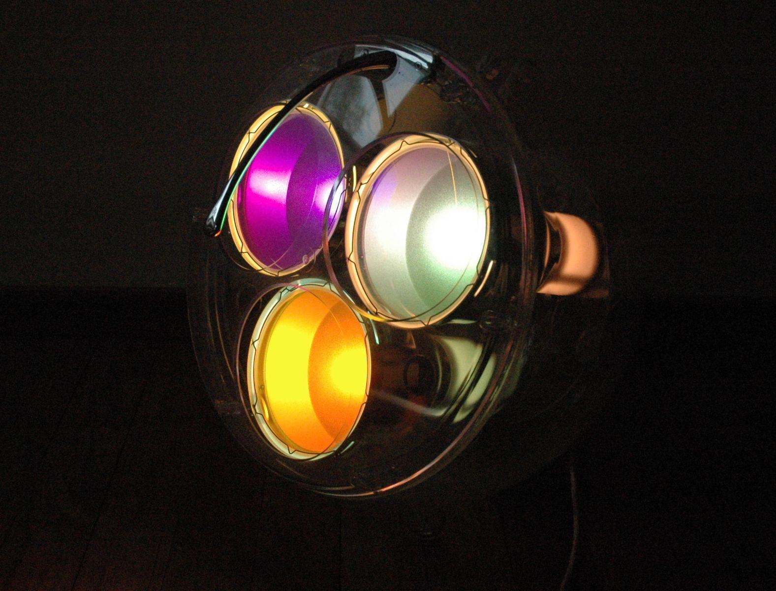 Italienische Yang Touch Stehlampe von Carlotta de Bevilacque für Artem...