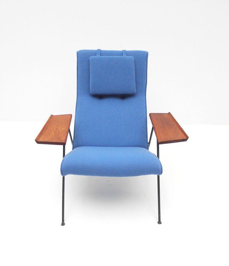 Chaise inclinable par robin day pour hille 1952 en vente - Chaise robin day habitat ...