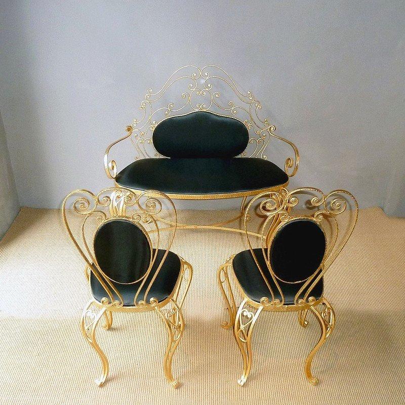mobilier de salon art d co italie 1950s en vente sur pamono. Black Bedroom Furniture Sets. Home Design Ideas