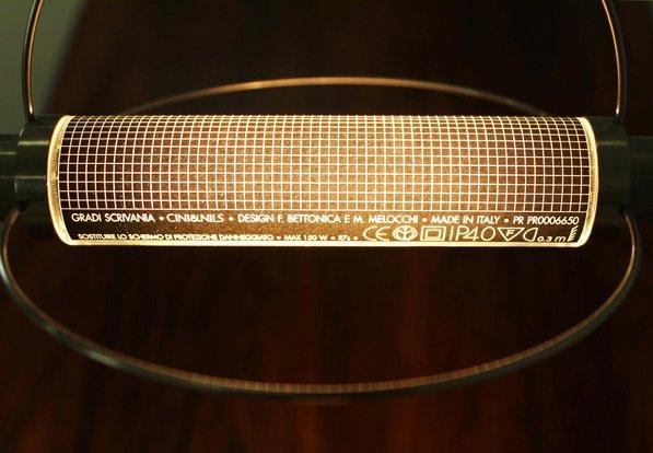 Moderne Tischlampe von Cini & Nils Italy