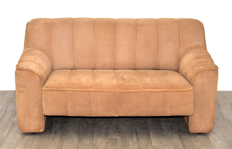 DS 44 Vintage 2-Sitzer Sofa von De Sede, 1970er