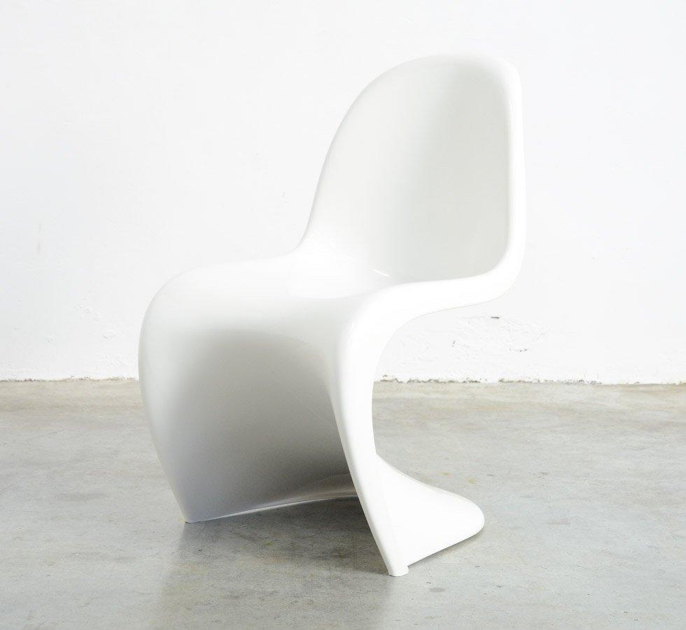 s st hle von verner panton f r herman miller 1973 4er set bei pamono kaufen. Black Bedroom Furniture Sets. Home Design Ideas