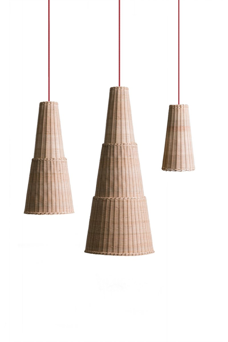 Modern Copper Ring Led Pendant Lighting 10758 Shipping: Seia Pendant Lamps By Maurizio Bernabei For Bottega