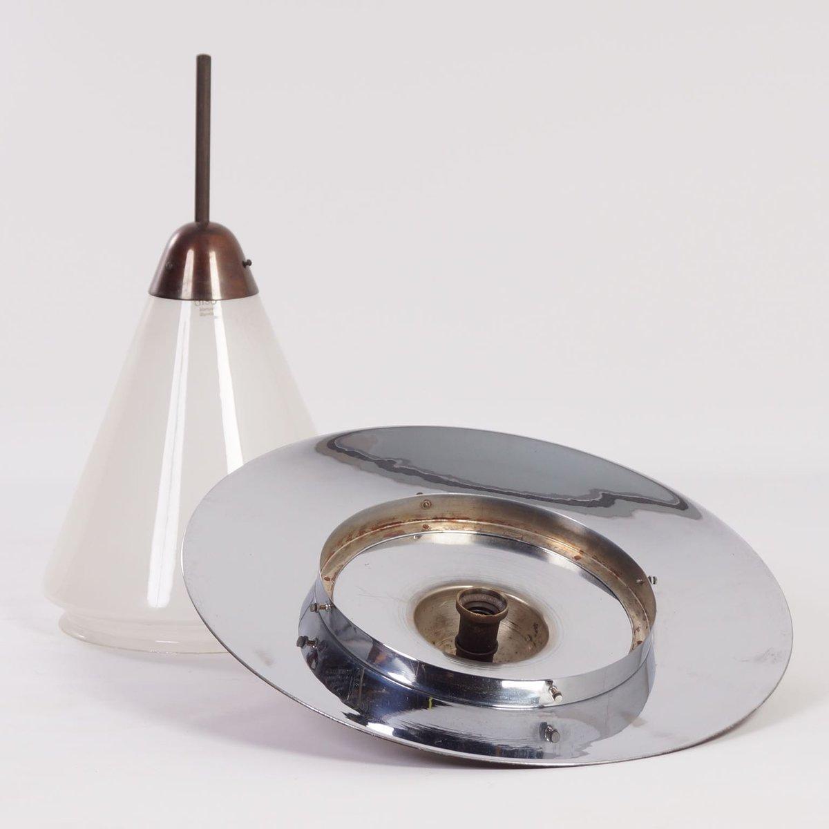 Pendant Light Sale: Giso Pendant Light By W.H Gispen, 1934 For Sale At Pamono