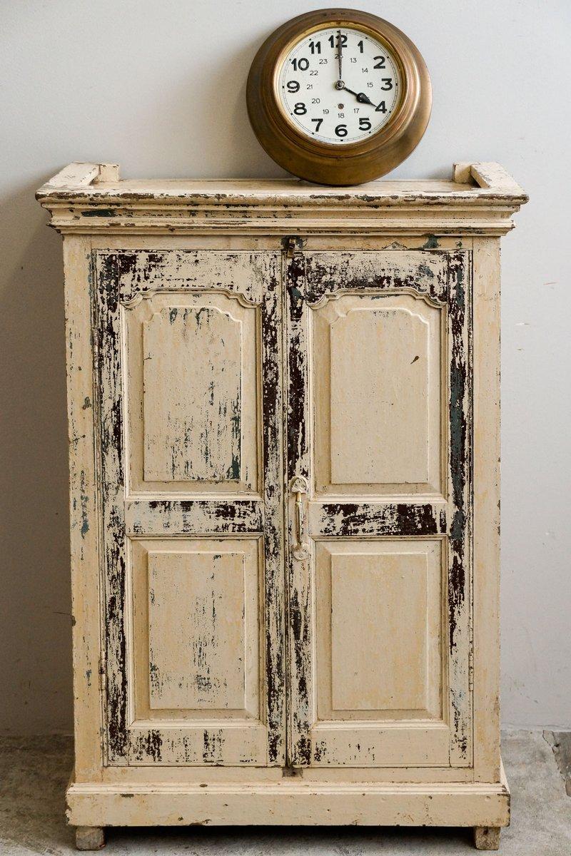 meuble de rangement antique temple indien 1900s